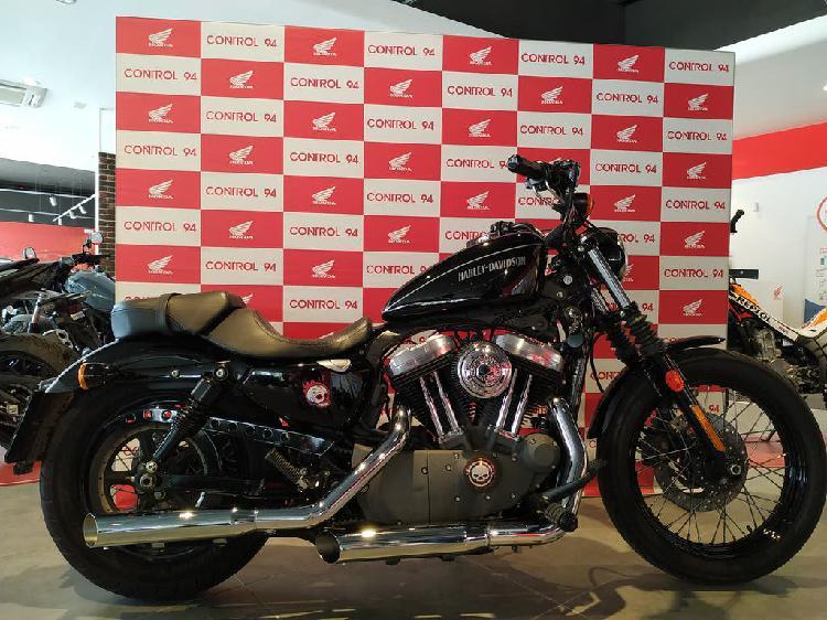 Harley davidson sportser nightster 1200