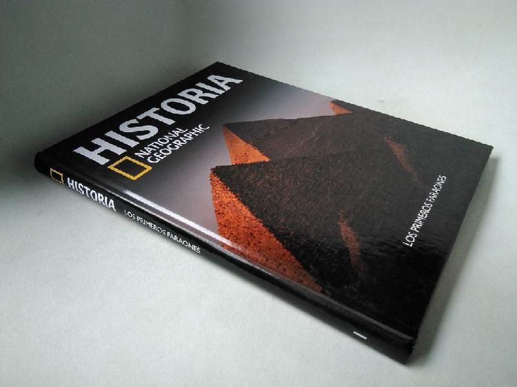 Historia national geographic los primeros faraones