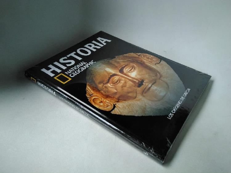 Historia national geographic. orígenes de grecia.
