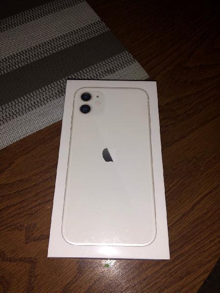 Iphone 11 128gb - blanco - precintado