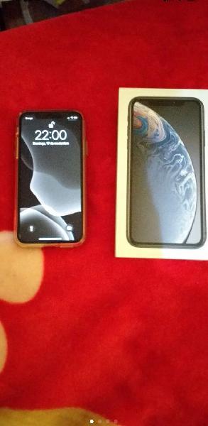 Iphonexr 128gb trato en mano no se aceptan cambios