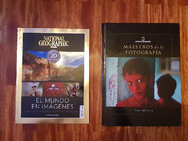 Libros fotográficos national geographic