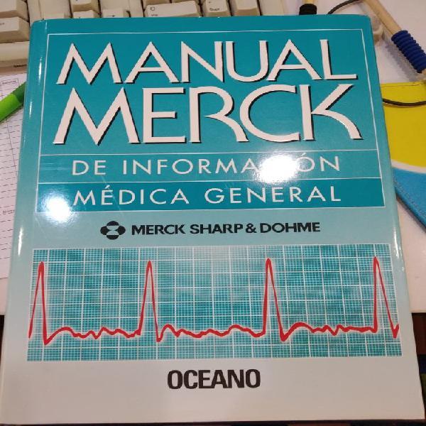 Manual merck de informacion medica general