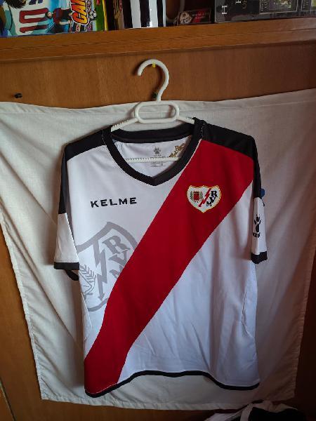 Match worn - rayo vallecano - 4 - talla m