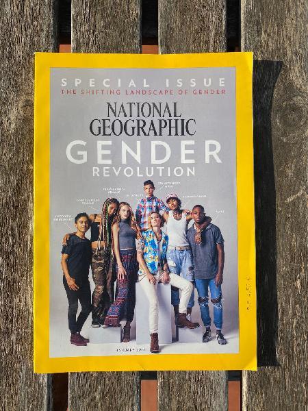 National geographic january 2017 gender revolution