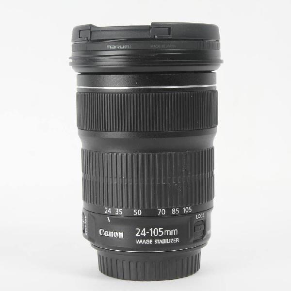 Objetivo canon ef 24-105mm f/3.5-5.6 is e338493