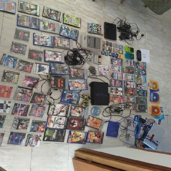 Ou yeah man !! lote video juegos video consolas