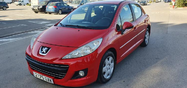 Peugeot 207 año 2010 llamar 661077002