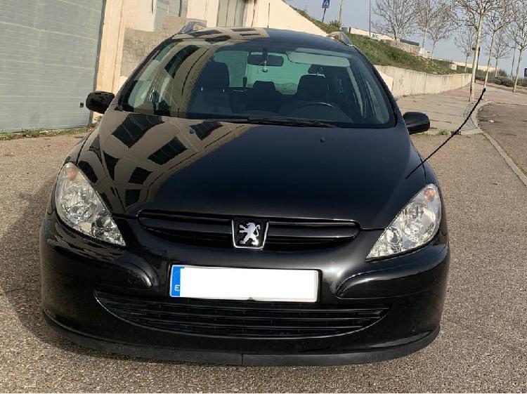 Peugeot sw 136cv 307 2005 como nuevo!