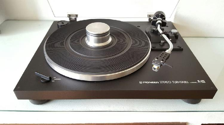 Pioneer pl-512 plato tocadiscos vintage
