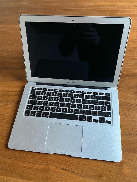 "Portátil apple macbook air 13"" mid 2011"