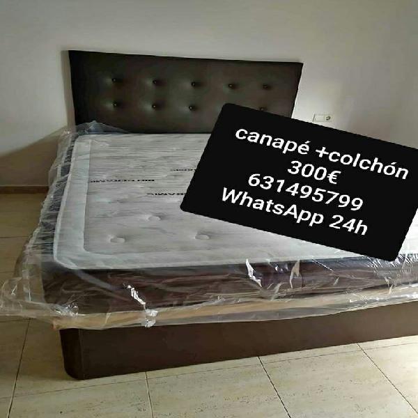 Rebajas!!! camas completas
