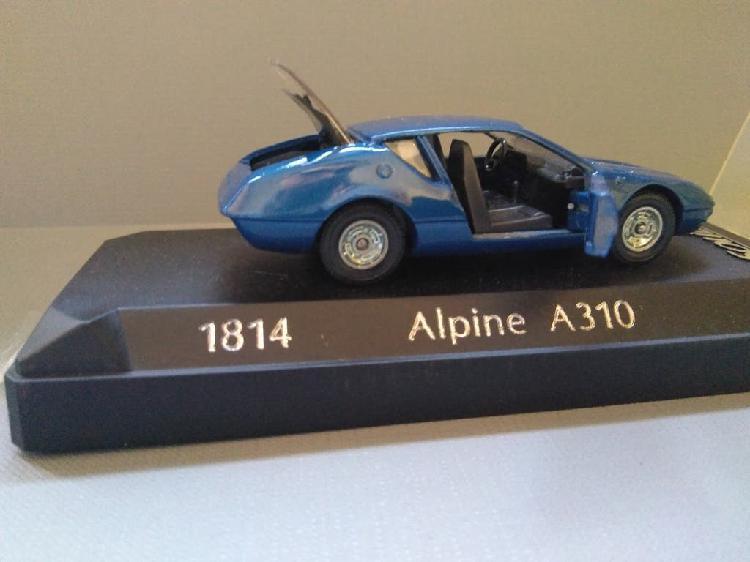 Renault alpine a310 1:43