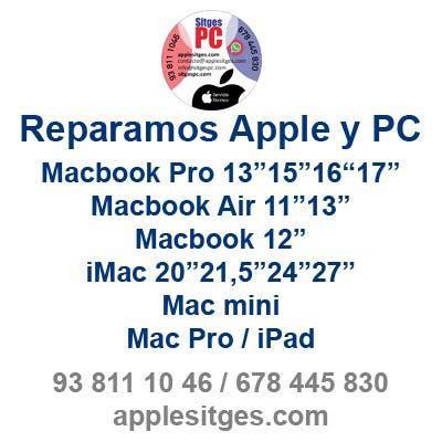 Reparamos apple y pc