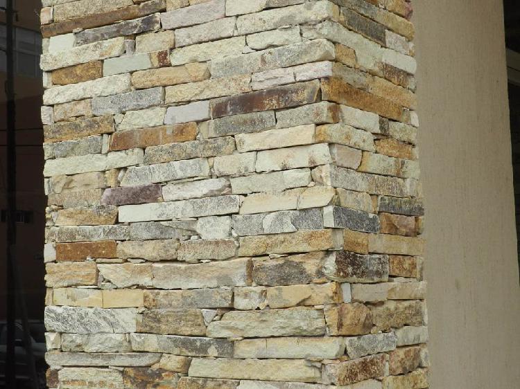 Revestimientos de pared piedra