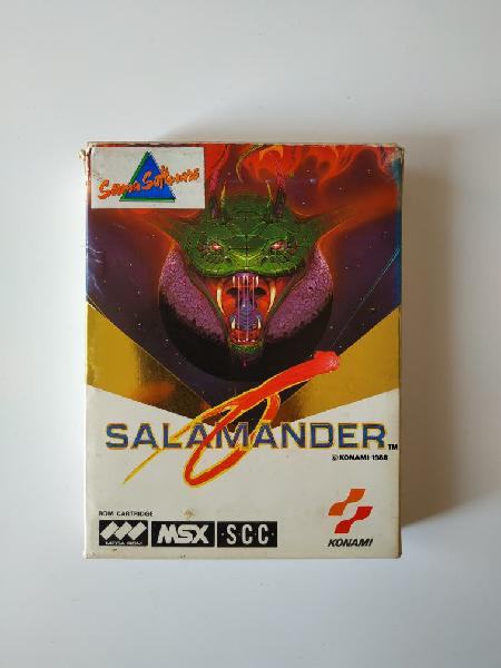 Salamander msx