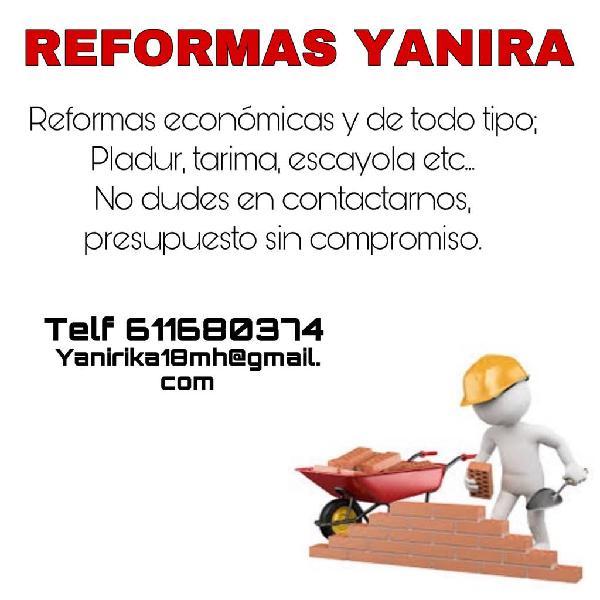 Se hacen reformas económicas