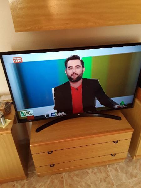 Tv lg 43 pulgadas 4 k smart tv wifi 2018