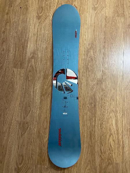 Tabla snowboard rossignol 154