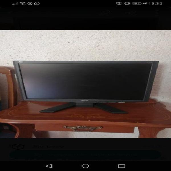 Televisión monitor