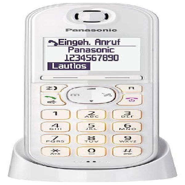 Teléfono inalambrico panasonic con conexión ip