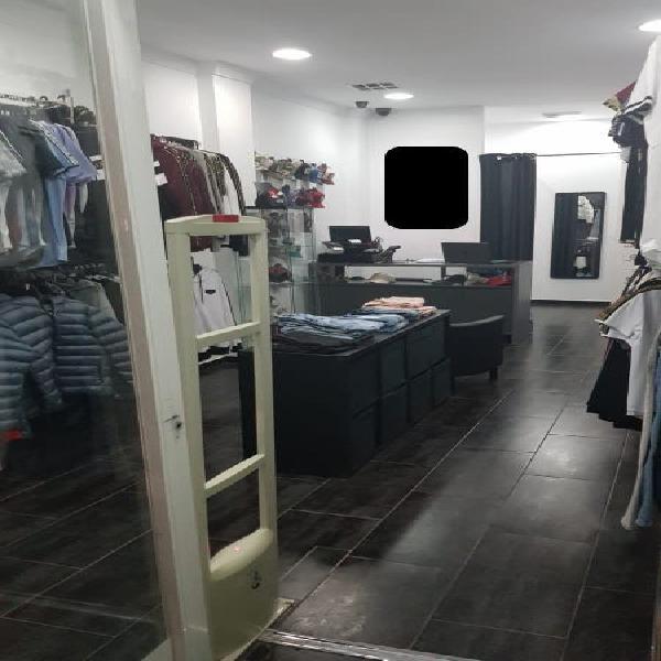 Traspaso de tienda de ropa en marbella