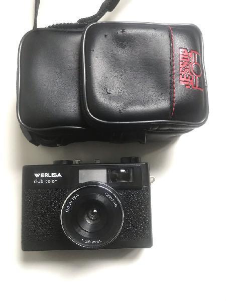 Werlisa club color cámara analógica