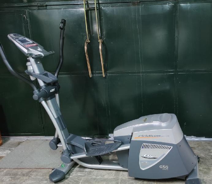 Bicicleta elíptica bh fitness iridium avant