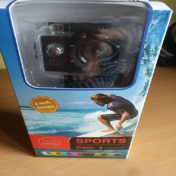 Cámara sport cam