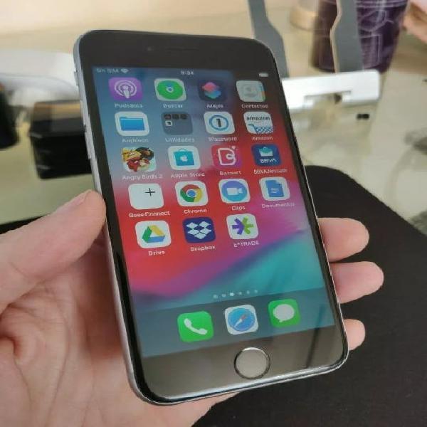 Iphone 6s 16gb plata