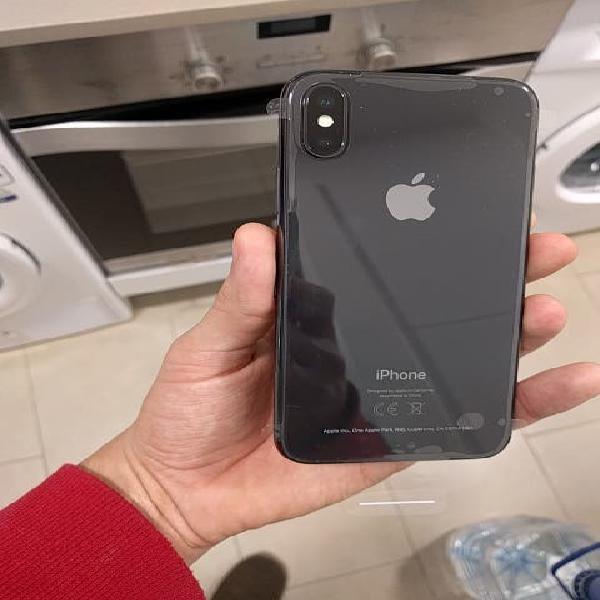 Iphone x space grey nuevo 64gb