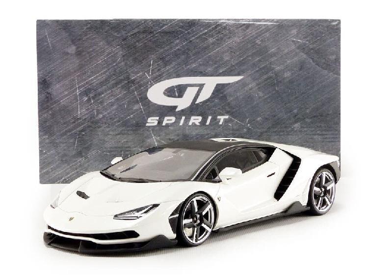 Lamborghini centenario maqueta escala 1:18