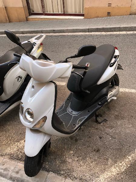 Moto 50cc 2 tiempo