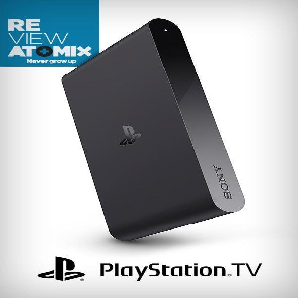 Playstation tv pstv