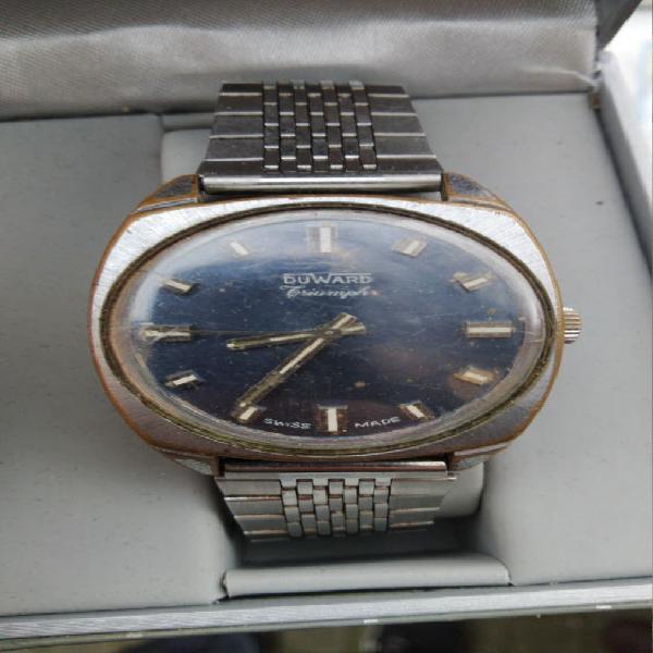 Reloj vintage duward