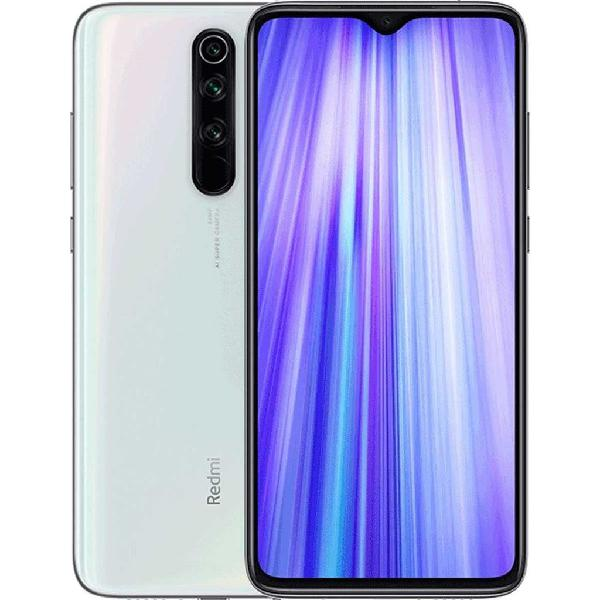 Xiaomi redmi note 8 pro 8ram 128gb blanco