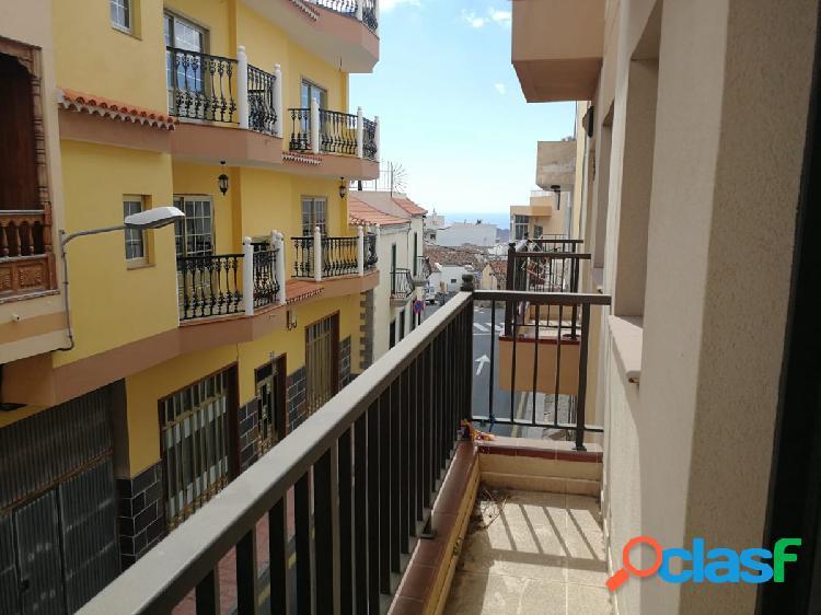 Valle san lorenzo. piso 2 habitaciones con garaje y lavadero