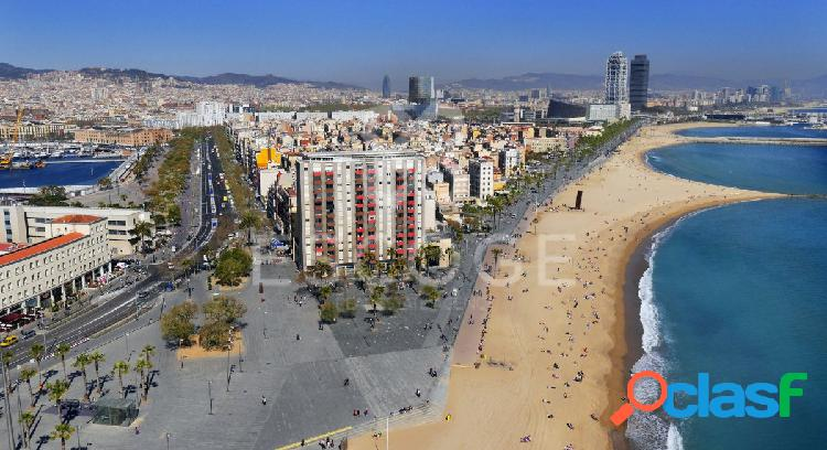 Piso ideal para parejas en la barceloneta!