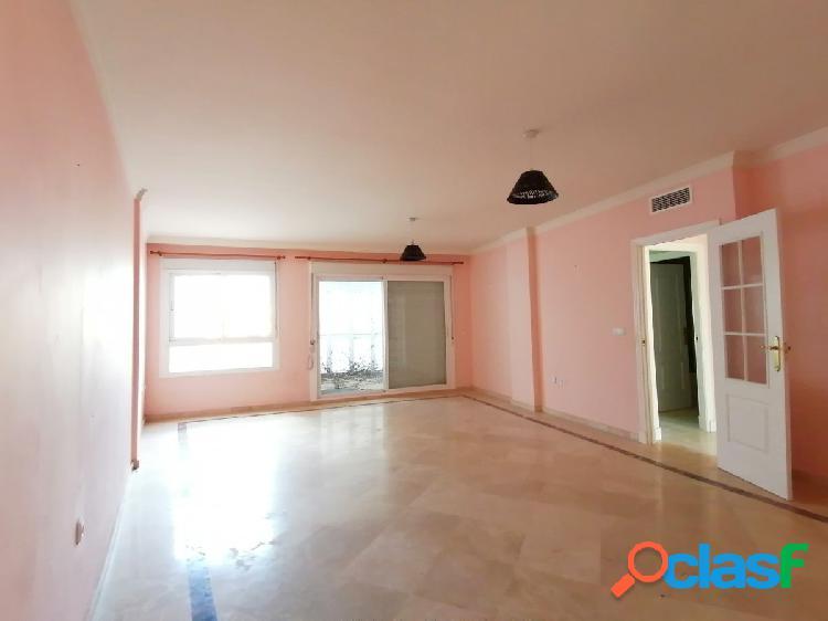 Oportunidad bancaria piso 2 dormitorios con vistas a mar y golf, la duquesa