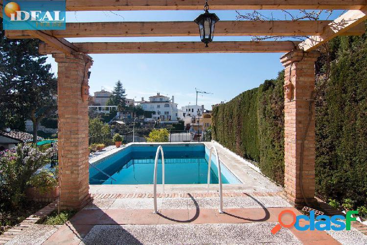 A6695d5. magnífica casa la zubia, en un entorno privilegiado. www.idealhouse.es