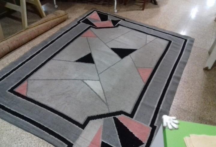 Alfombra lana 169x233cm