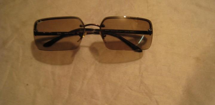 Antiguas y autenticas gafas de sol ray ban buen estado