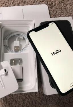 Apple iphone 11 256 gb negro fábrica