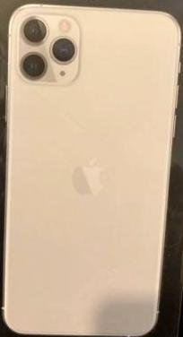 Apple iphone 11 pro max - 512gb - plateado