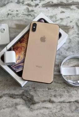 Apple iphone xs max - 256gb - oro