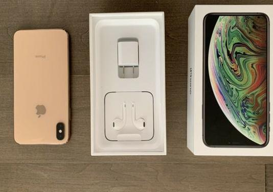 Apple iphone xs max a1921 512gb gold smartphone