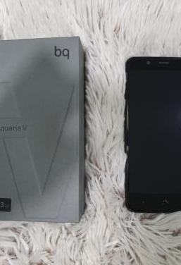 Bq aquaris v 32gb/3gb negro