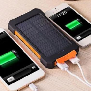 Bateria extraible solar 30000 para smartphone
