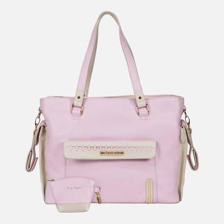 Bolso cosy cotton rosa baby de mayoral moda infantil