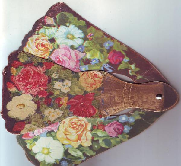 Cáceres pay pay de cristobal mendieta motivo floral